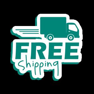 Green Free Shipping